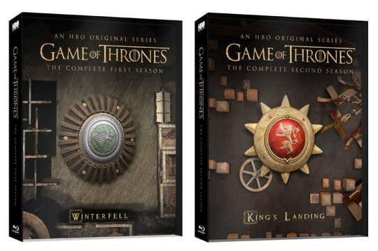 Game of Thrones Nouveaux BluRay